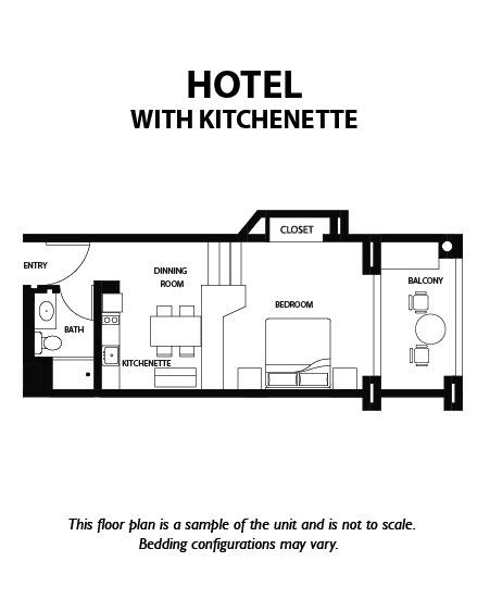 Club regina los cabos los cabos raintree vacation club for Kitchenette plan